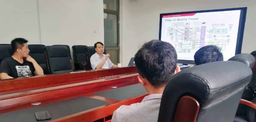 宙讯科技CEO周冲受邀回天津大学作学术报告